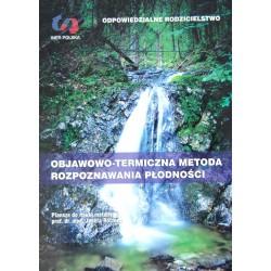 Plansze - Objawowo termiczna metoda rozpoznawania płodności - publikacja + płyta CD